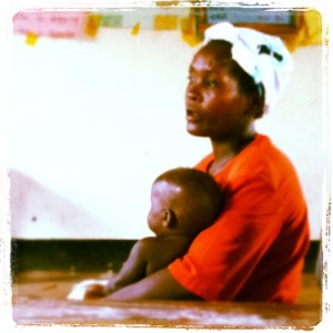 Maternal Health Training in Uganda