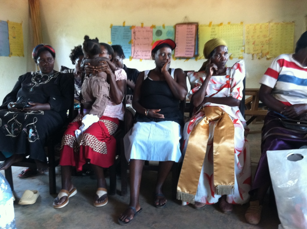Community Training in Uganda!